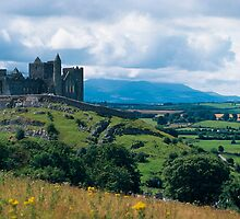 Rock of Cashel by printscapes
