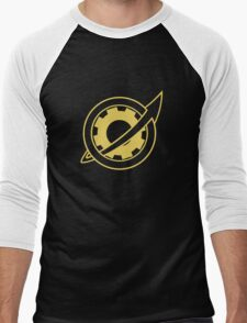 Future Gadget Lab Men's Baseball ¾ T-Shirt
