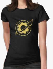 Future Gadget Lab Womens Fitted T-Shirt