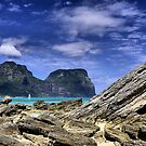 Lord Howe Island NSW Australia by Bev Woodman