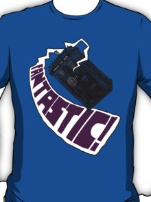 """""""Fantastic!"""" The 9th Doctor T-Shirt"""