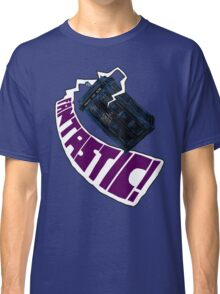 """Fantastic!"" The 9th Doctor Classic T-Shirt"