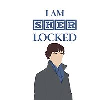 I Am Sherlocked by OutlineArt