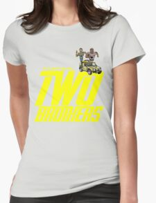 It's Just Called Two Brothers Womens Fitted T-Shirt