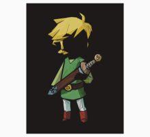 Link, the Legend of Zelda stickers by salodelyma