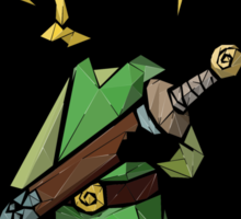 Link, the Legend of Zelda stickers Sticker