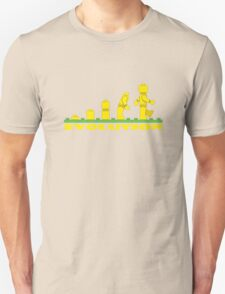 Evolution Lego T-Shirt