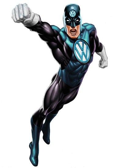 VW Super Hero by vinpez