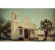 The Sanctuary Adventist Church a.k.a The Kill Bill Church Photographic Print