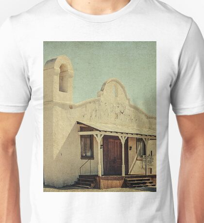 The Sanctuary Adventist Church a.k.a The Kill Bill Church Unisex T-Shirt