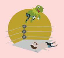 Kermit the Frogsplash Kids Tee