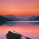 Serene Lake by printscapes