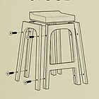 2nd Shift - STOOL by CheeesBRGRboss