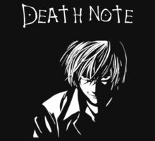 Death Note - Kira by r3ddi70r