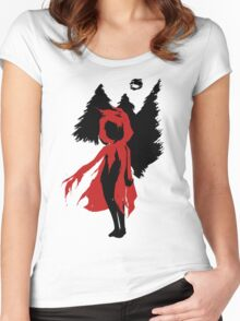 Little Red Little Red Women's Fitted Scoop T-Shirt