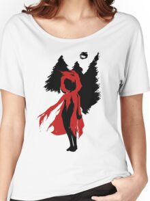 Little Red Little Red Women's Relaxed Fit T-Shirt