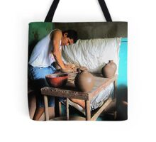 The Potters' Hands Tote Bag
