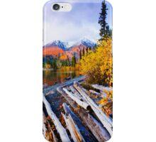 Kluane National Park, Canada iPhone Case/Skin