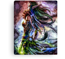 Majestic Elf Canvas Print