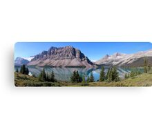Bow Lake, Banff National Park Canvas Print