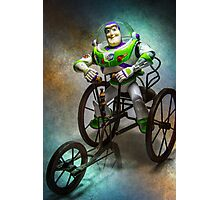 Driving Buzzed Photographic Print