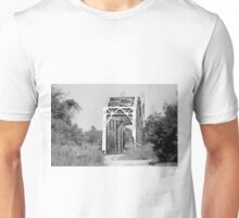Old Railroad Bridge Unisex T-Shirt