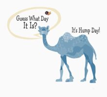 Guess What Day It Is? It's Hump Day One Piece - Long Sleeve