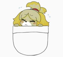 Pocket Isabelle by folm
