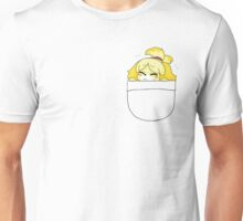 Pocket Isabelle Unisex T-Shirt