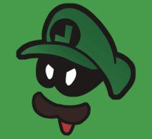 Mr. L  (Evil Luigi) by Link270