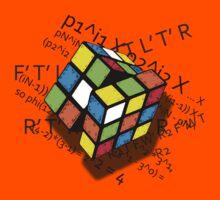 Rubix Formula Kids Tee
