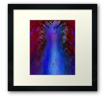 ...... Love within a dream ......  Framed Print