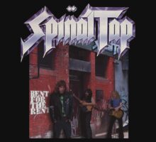 Spinal Tap - Bent For The Rent (1976) by ChungThing