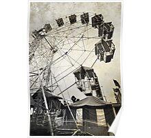 Ferris Wheel - Innisfail Show Poster