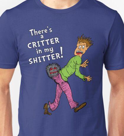 Critter in my Sh*tter T-Shirt