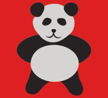 Oso Panda Happy Kids Clothes