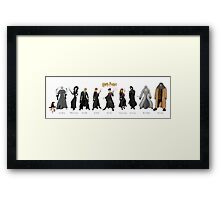 Harry Potter Project Framed Print