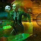 holographic universe by shadowlea