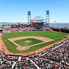 AT&T Park - San Francisco by Kimberly Palmer