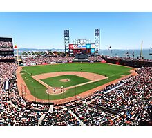 AT&T Park - San Francisco Photographic Print