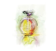 a beautiful bottle of perfume3 by Teni