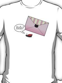 Hello? -Bee & Puppycat- T-Shirt