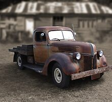 Ford Truck by Keith Hawley
