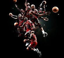 Air Jordan by jsipek