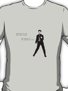Jailhouse Part II Silver T-Shirt