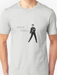 Jailhouse Part II Silver Unisex T-Shirt
