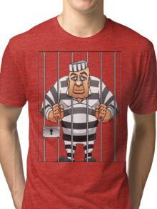 The Prisoner Tri-blend T-Shirt