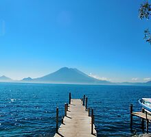 Lake Atitlan by SysterS