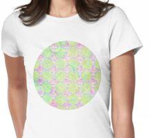 Polkadot Capricho Womens Fitted T-Shirt