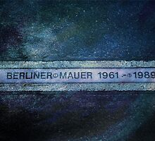 Berliner Mauer by Psocy